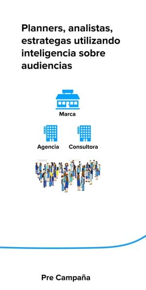 Audiense - Participantes en la fase previa de una campaña