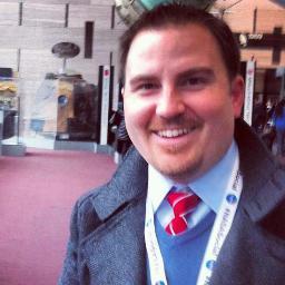 Jason Townsend, Deputy Social Media Manager, NASA