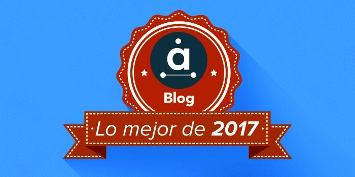 Los mejores contenidos de nuestro blog en 2017