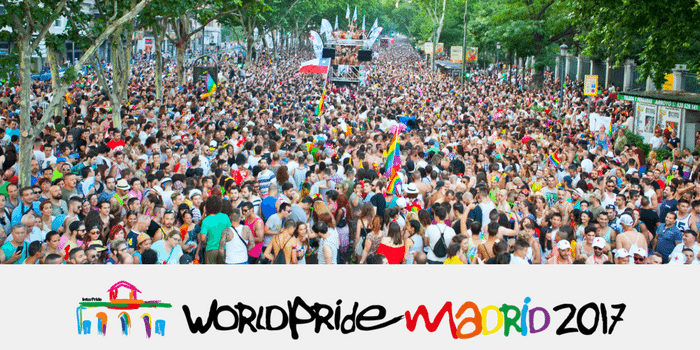 Destapando la audiencia del World Pride Madrid