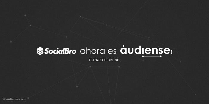 SocialBro Ahora Es Audiense