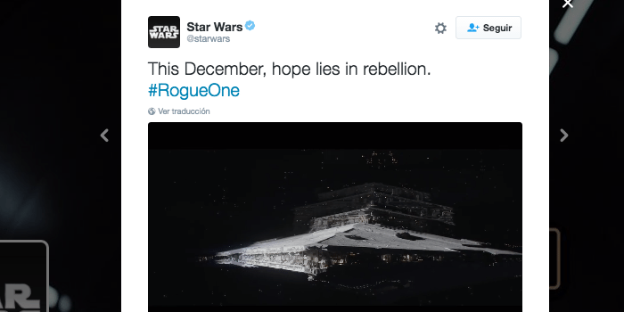 Rogue One campaign