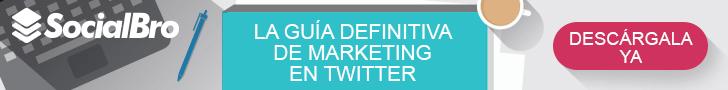 Descarga YA gratis la Guía Definitiva de Marketing en Twitter