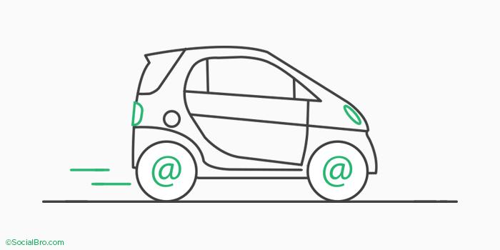 Tendencias de marketing en Twitter que conducirán el sector del automóvil