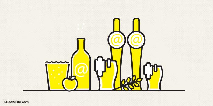 Tuitea con moderación, es tu responsabilidad: Presente y futuro de las marcas de alcohol en Twitter