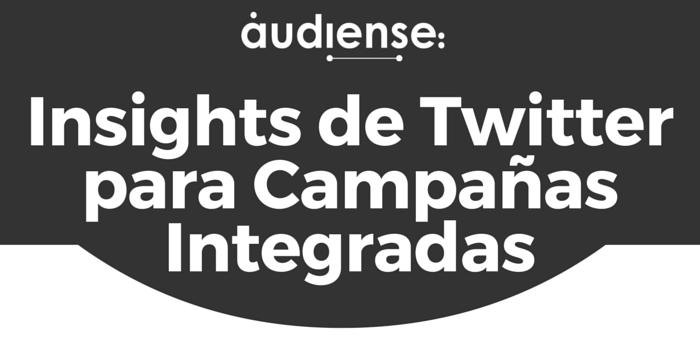 [INFOGRAFÍA] Cómo aplicar insights de Twitter en el contenido de otros canales