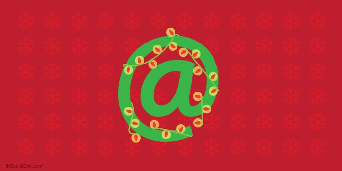Tácticas de Twitter que aún estás a tiempo de incluir en tu Campaña de Navidad