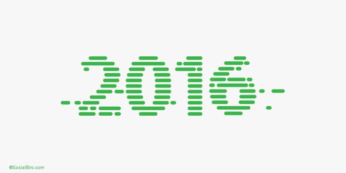 Descifrando las tendencias del social marketing para 2016