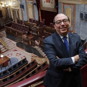 Jesús Serrano, DIRCOM del Congreso de los Diputados