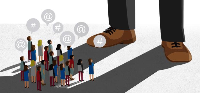 Un David o un Goliath, ¿Quién debería protagonizar tu campaña de marketing de influencia social?