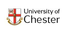 Universidad de Chester Logo