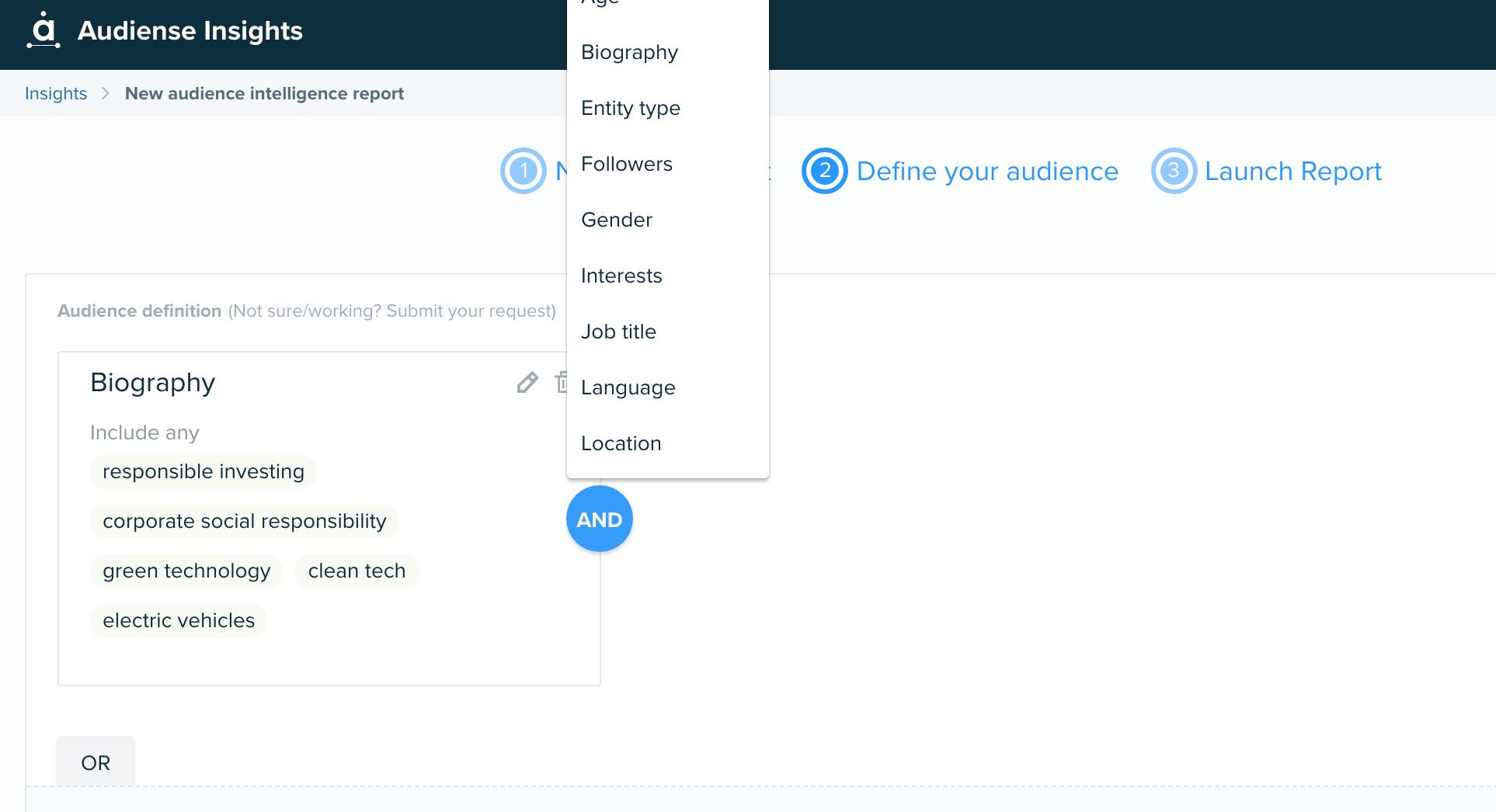 Audiense blog - Audiense insights - Building audiences