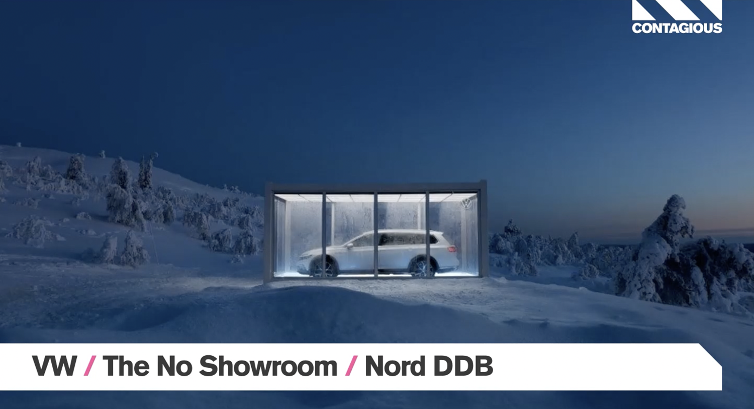 Audiense blog - VW | The No Show Room