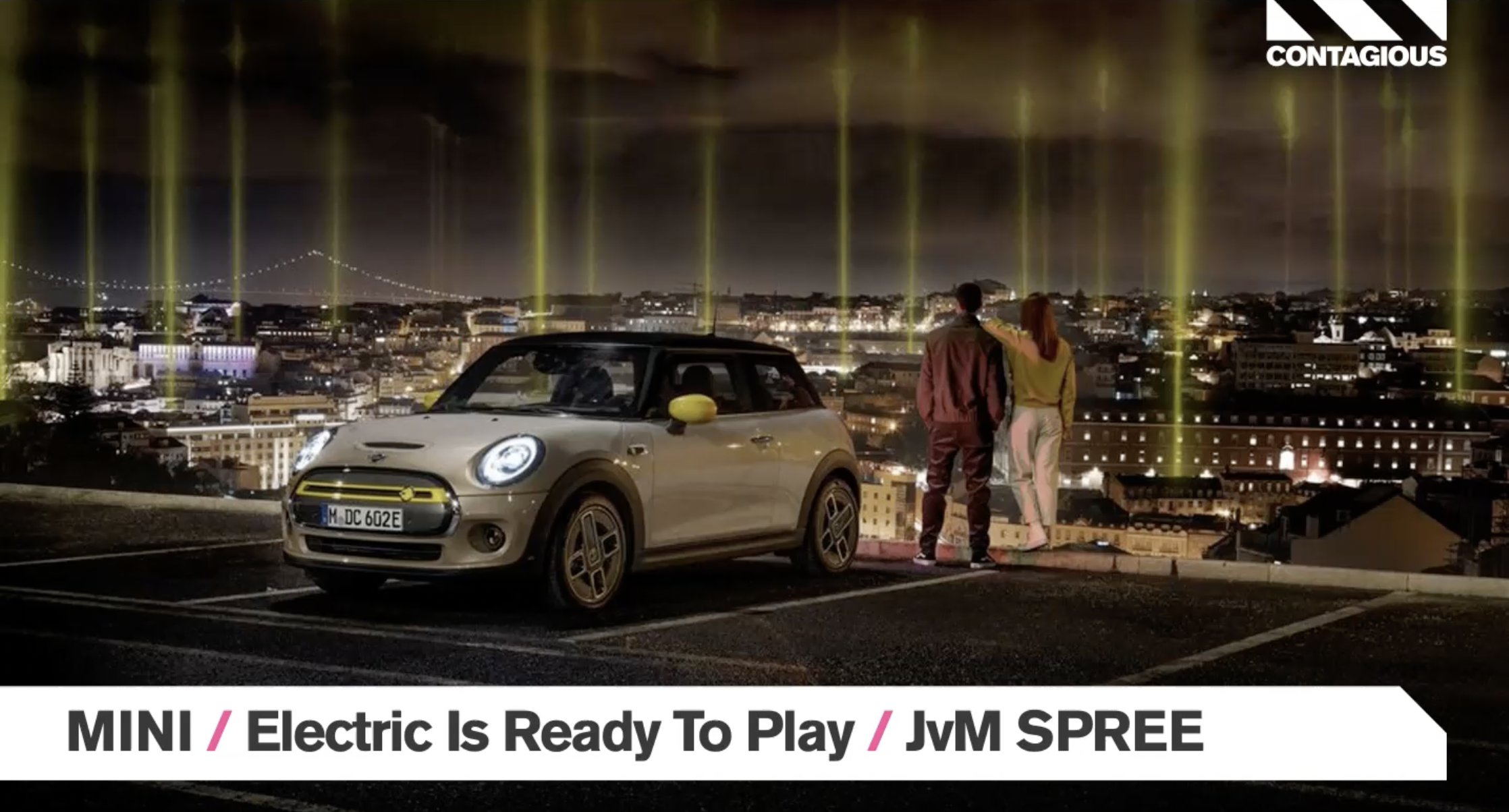 Audiense blog - MINI | Electric Is Ready To Play