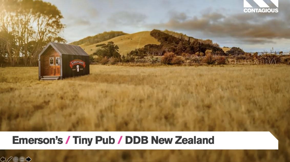 Audiense blog - Emerson's   Tiny Pub   DDB New Zealand