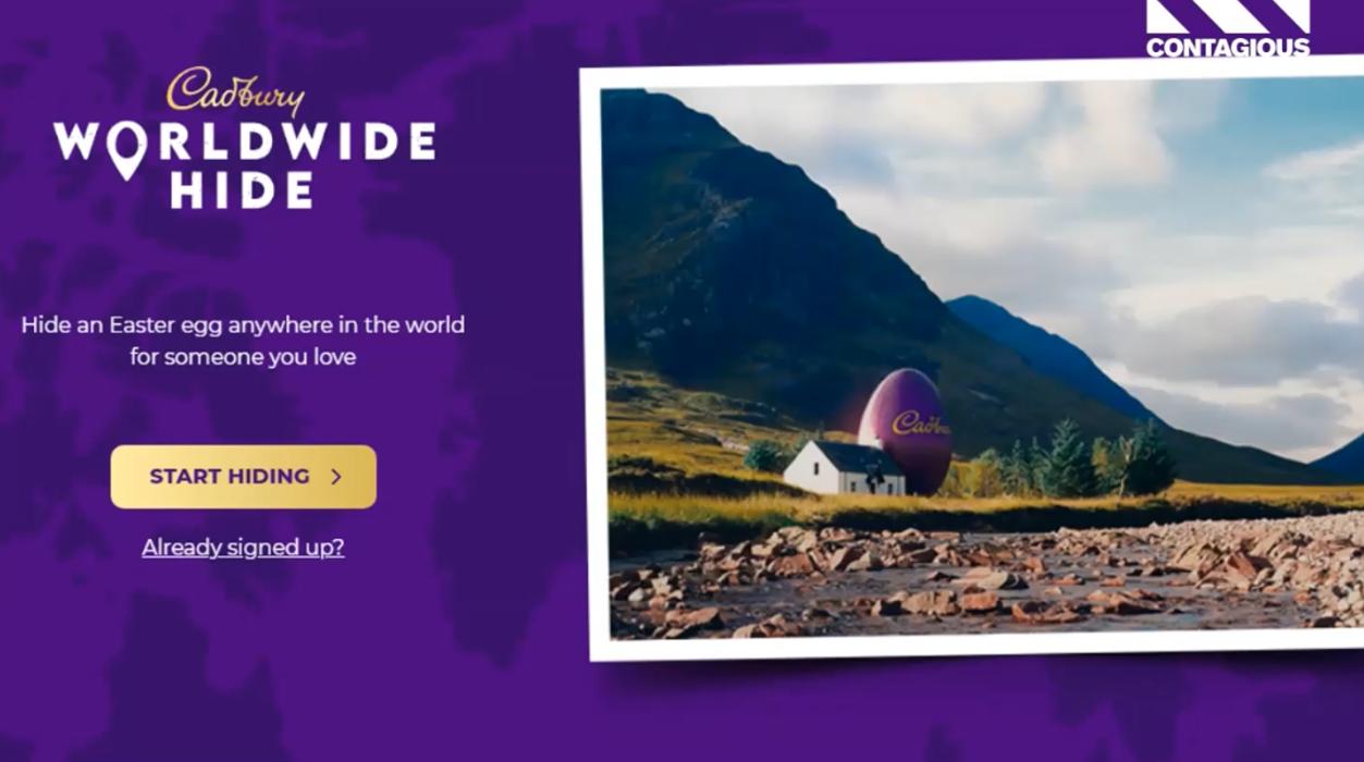 Audiense blog - Cadbury Worldwide Hide   VCCP London