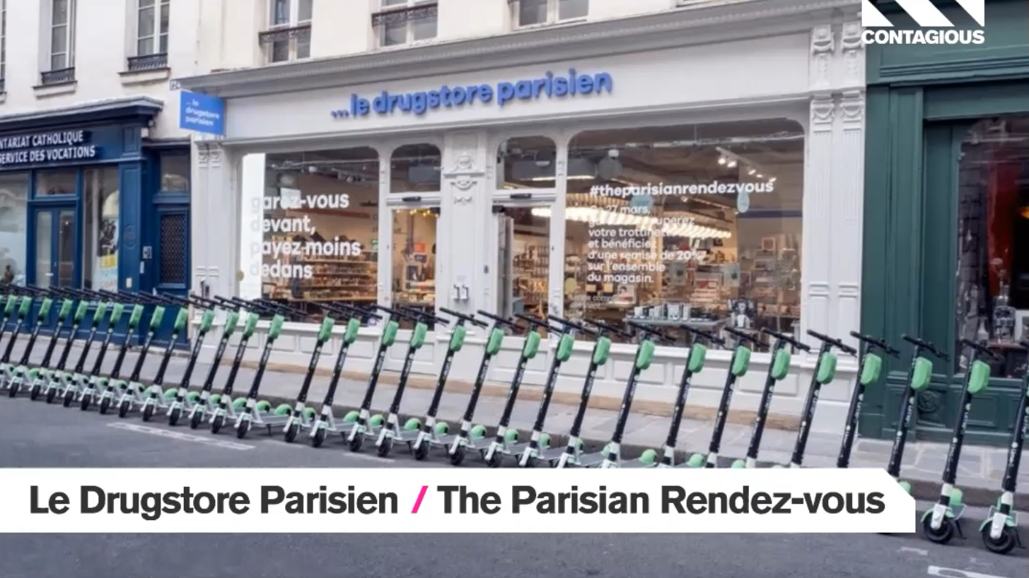 Audiense blog - The Parisian Redenz-vous