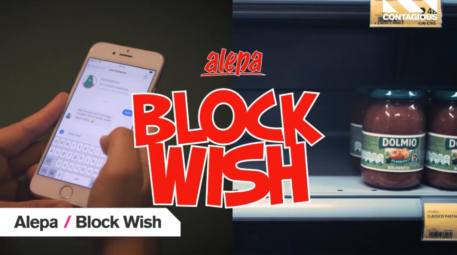 Audiense blog - Block Wish
