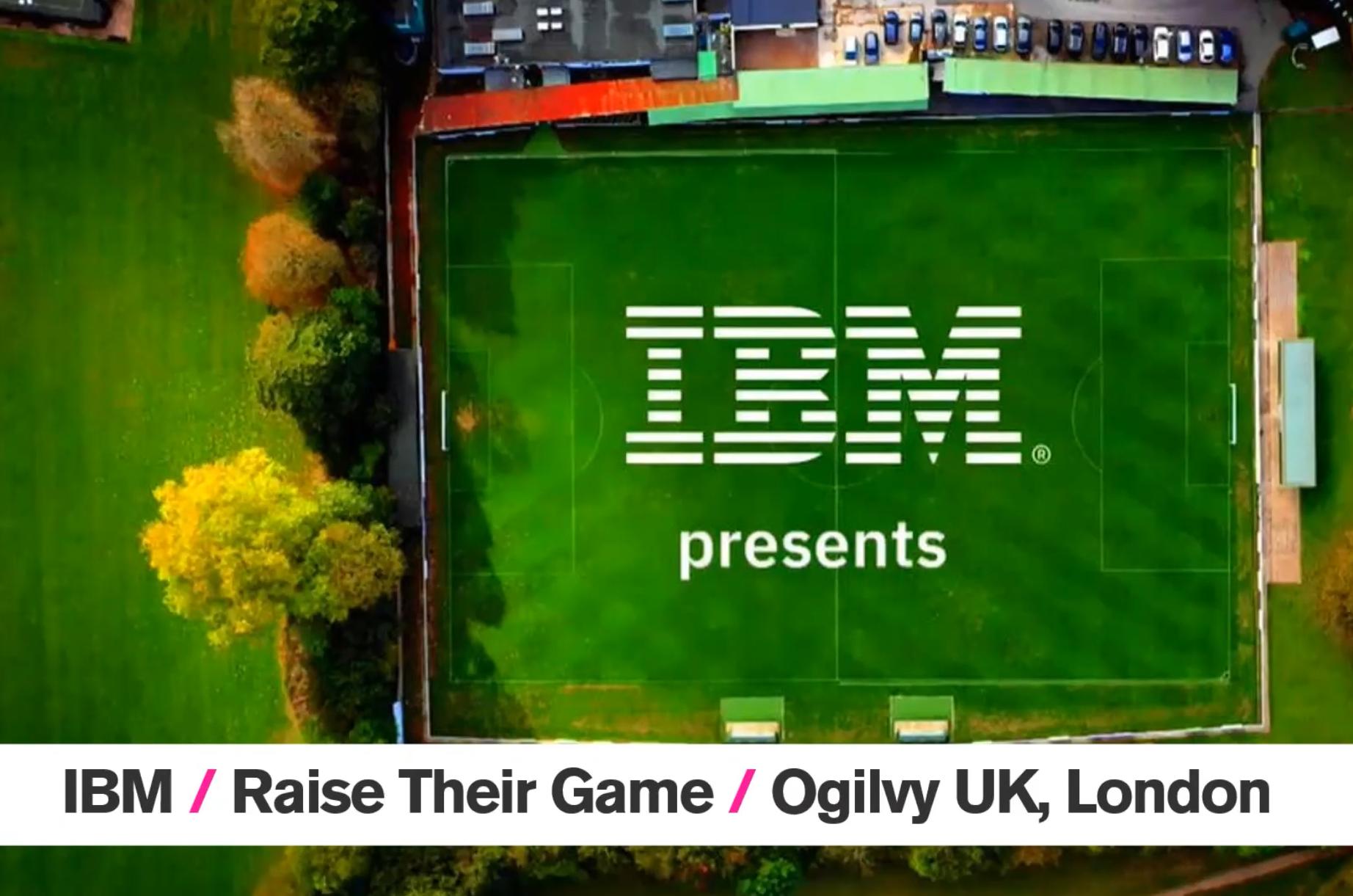 Audiense blog - IBM | Raise Their Game