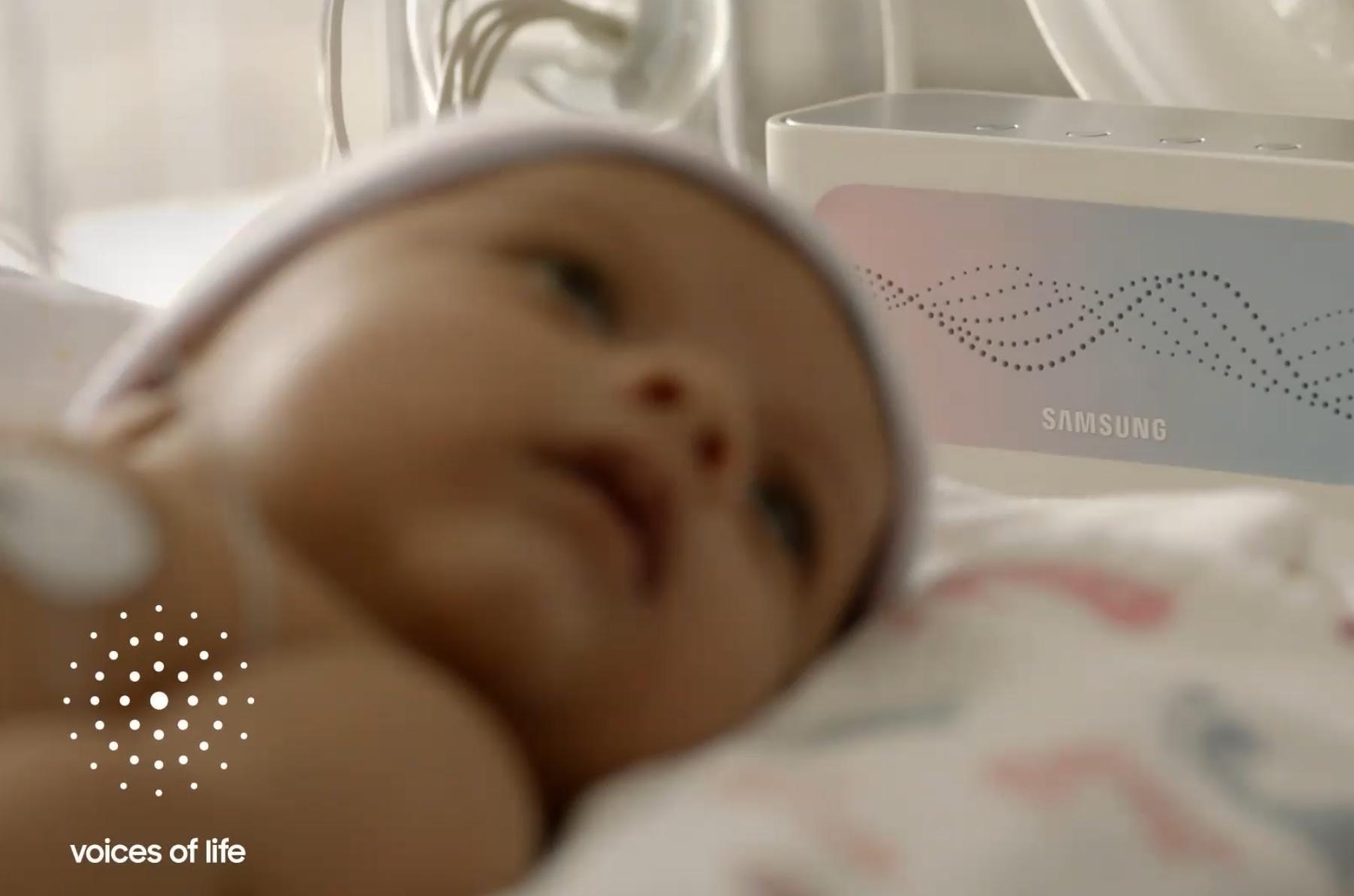 Audiense blog - Samsung | Voice of Life