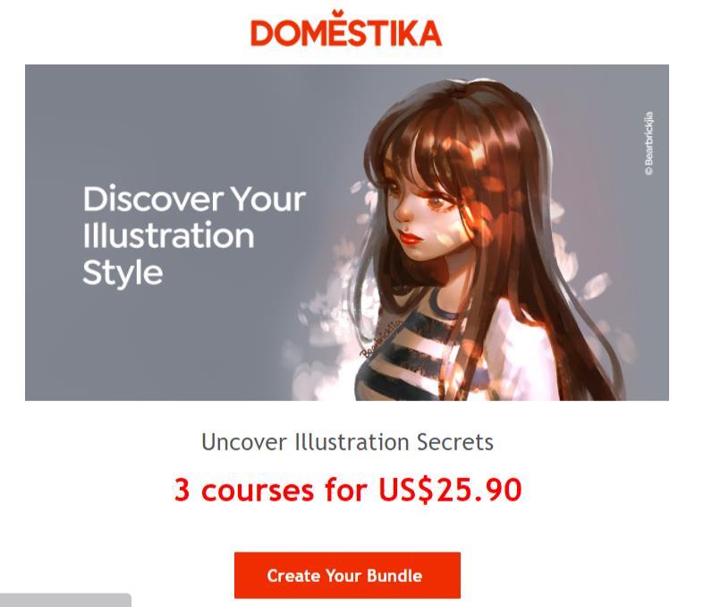 Audiense blog - Domestika campaign