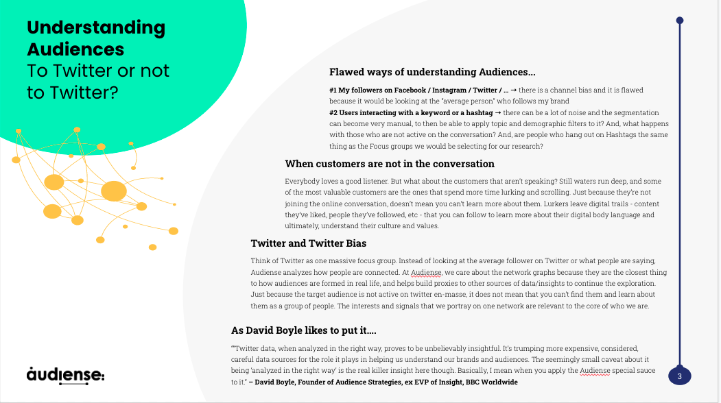 Audiense blog - To Twitter or not to Twitter